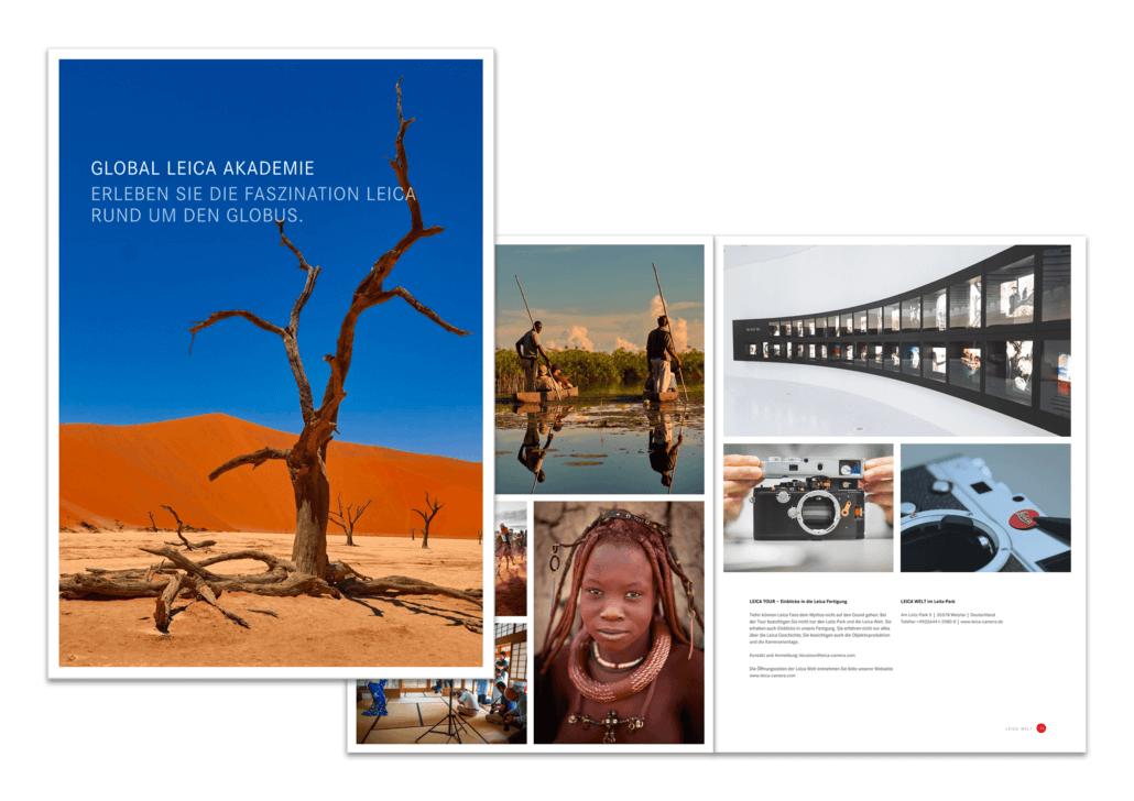 HiLo_Agency_Kundenreferenz_Leica_Broschuere_Design